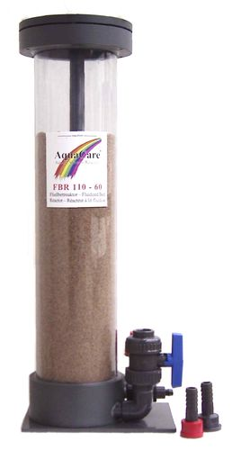 AquaCare: Fluidized Bed Filter for biological filtration