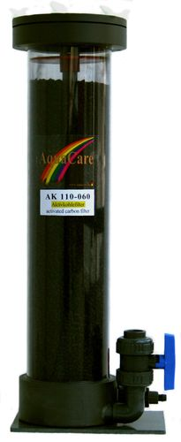 Activated carbon filter AK75 up to 650 litres aquariums