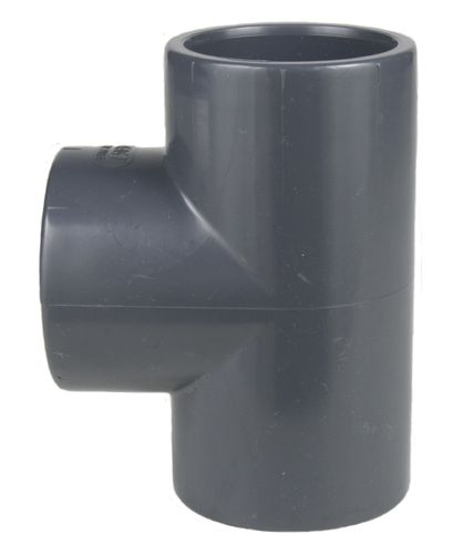 PVC fitting: T piece