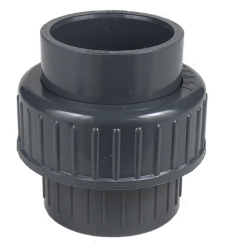 PVC fitting: union / coupling