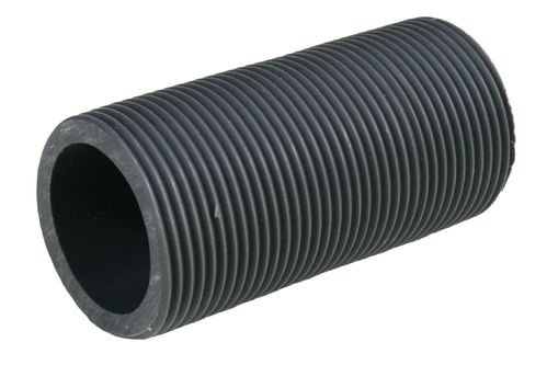 PVC fitting: threated tube
