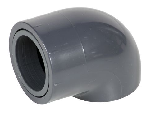 PVC fitting: special elbow d40 to d33.5