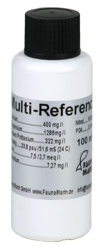 Multireference solution for checking your water tests, 100 ml