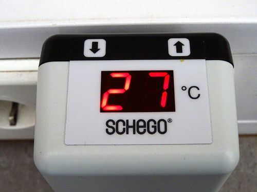 Temperature controller up to 1000 W