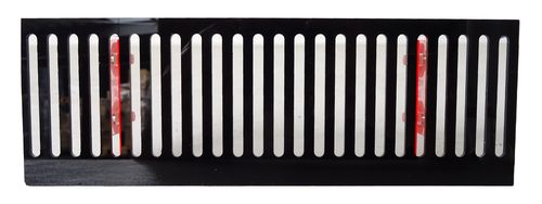 Pluggable overflow comb  - 5 mm slots