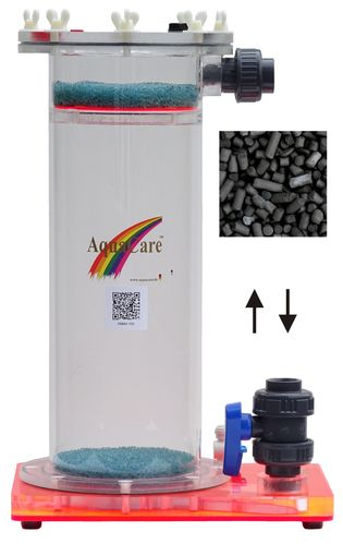Activated carbon filter AK150: for 2700-6700 liters