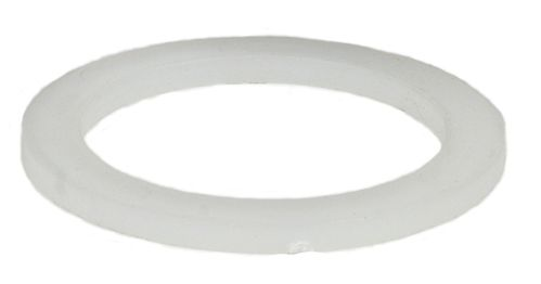 Slide ring for PVC threaded nuts